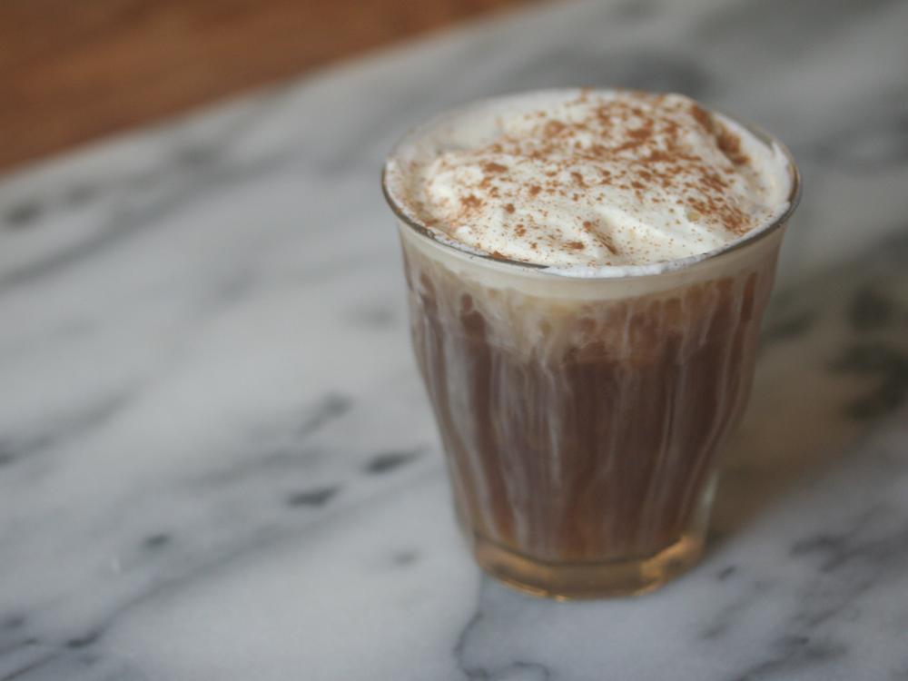 Irishcoffee Splash