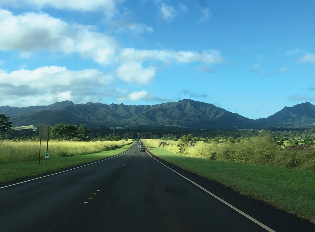 Waianae Mountain Range Honolulu Magazine