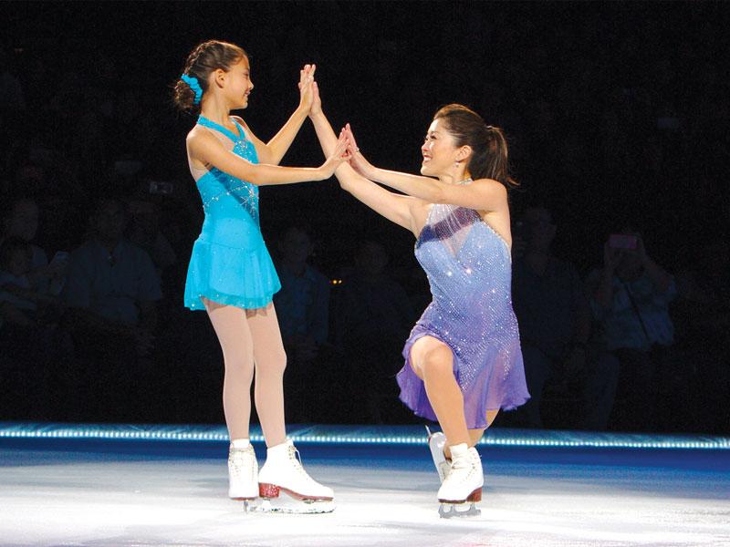 Golden Moment Kristi Yamaguchi