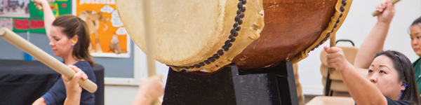 Splash Taiko Drumming