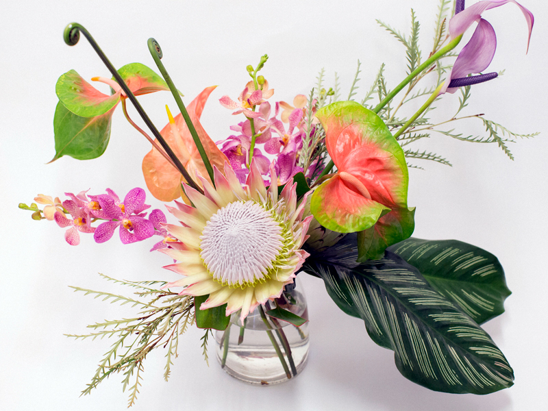 Paiko S New Delivery Service Sends Local Flowers Straight To Your Doorstep Honolulu Magazine