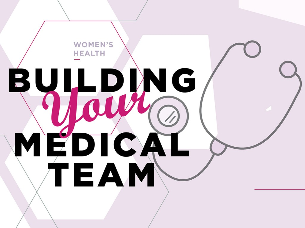 Building Your Medical Team Hawaii Womens Health Cover