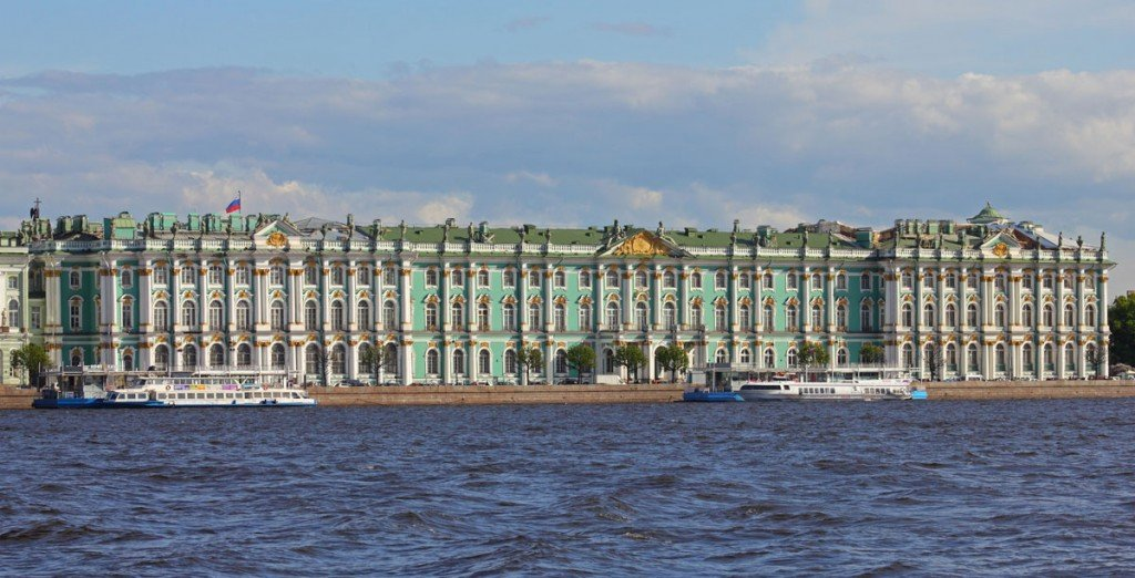 The Hermitage Museum St Petersburg