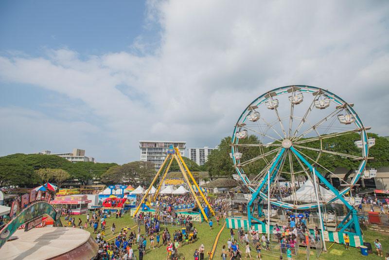 Punahou Carnival Photos