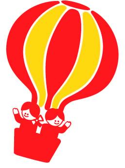 Kcmnredandyellowballoon