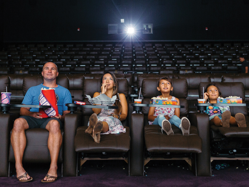 Kapolei Olino Movie Theater