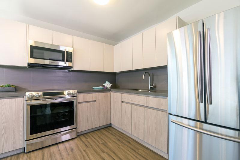 Real Estate Kapiolani Kitchen