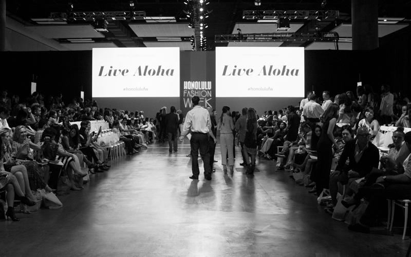 Hn Fashion Week Live Aloha