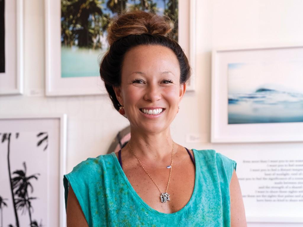 Jennifer Binney Aloha Superette Samurda Designer Cover