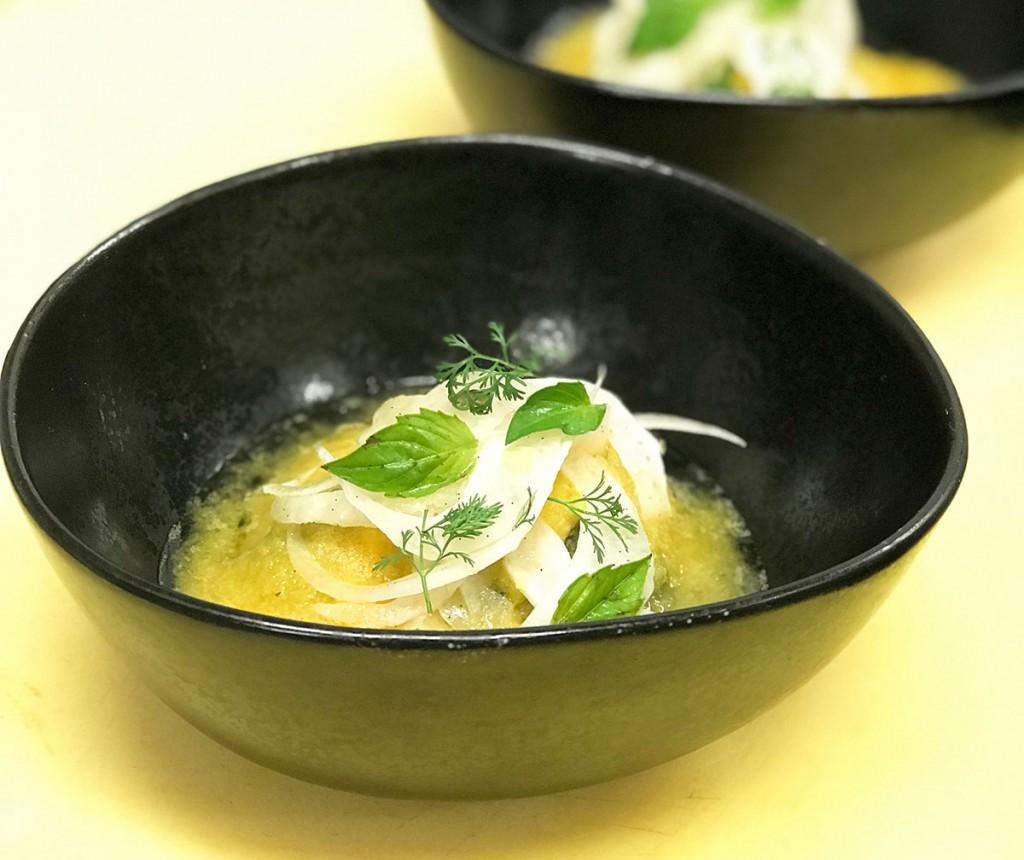 Jon Matsubara Pineapple Curry