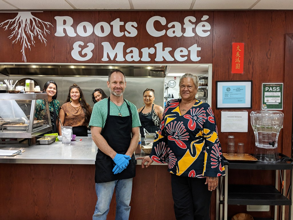 Bc Roots Cafe Staff