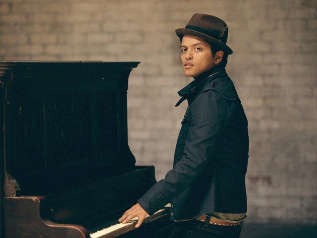 November Concerts Bruno Mars