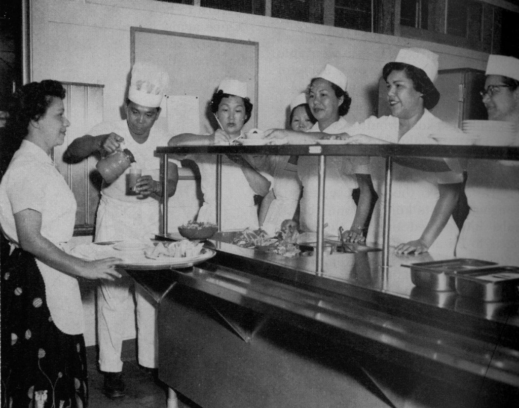 From Our Files 1950 Hotel Restaurant School