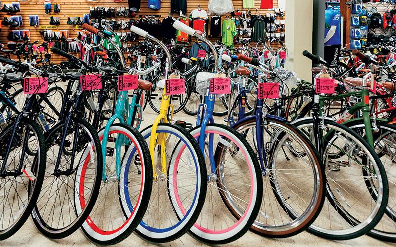 Mccully Bike