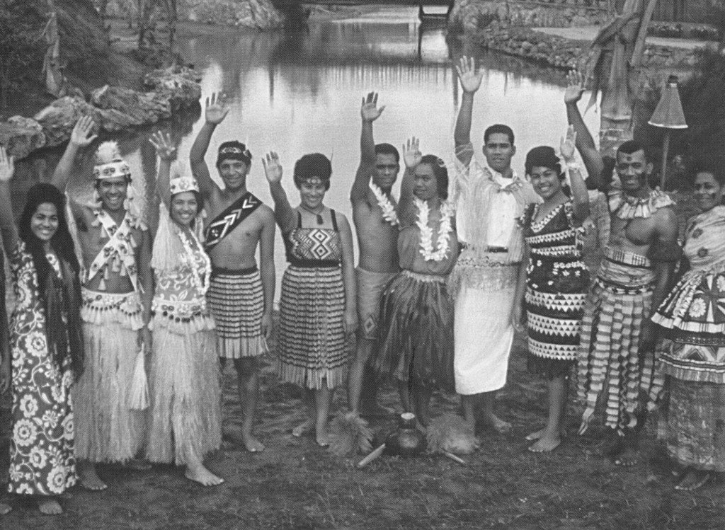 Oahu In 1967 The Polynesian Cultural Center Was Once Considered Outlandish