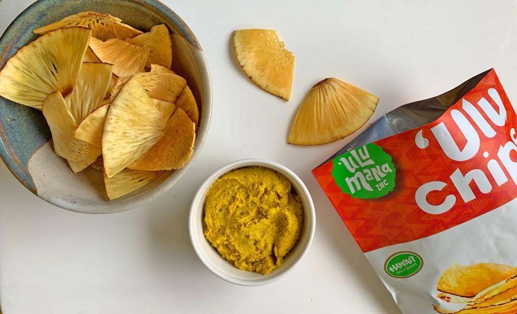 Ulumana Chips Top Down