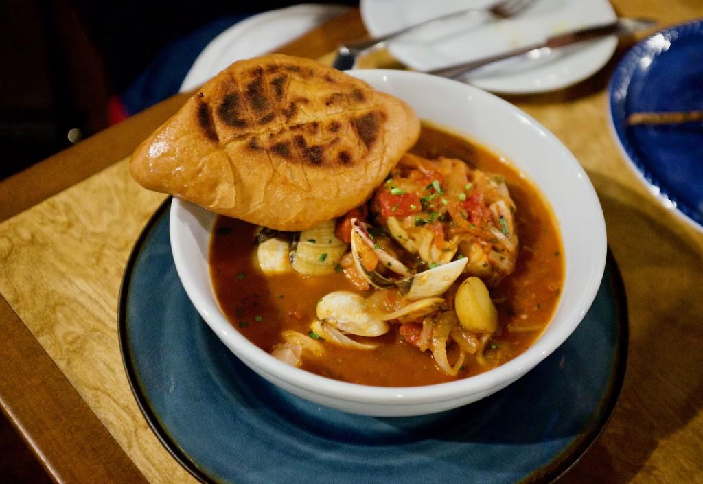 Faria Seafoodstew