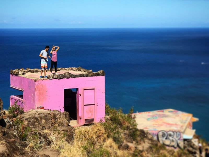 Pink Pillbox