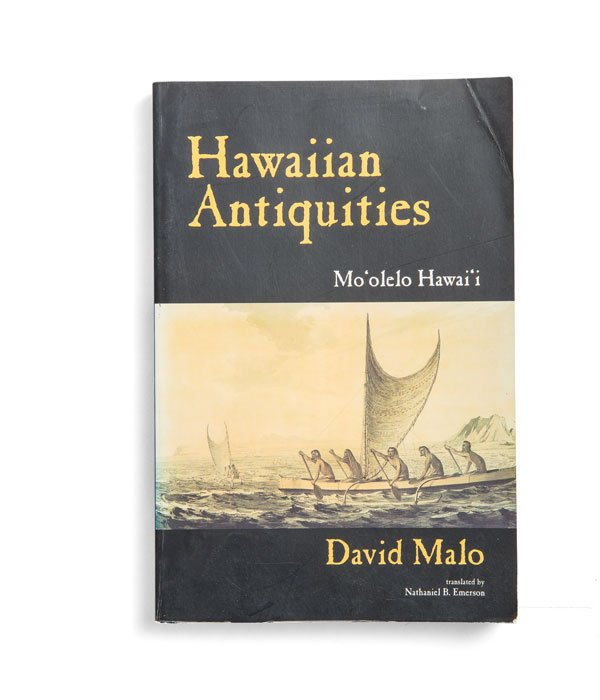 Hawaiian Antiquities