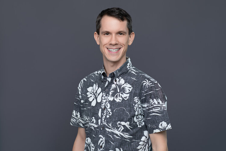 Nick Redding Hawaii Data Collaborative