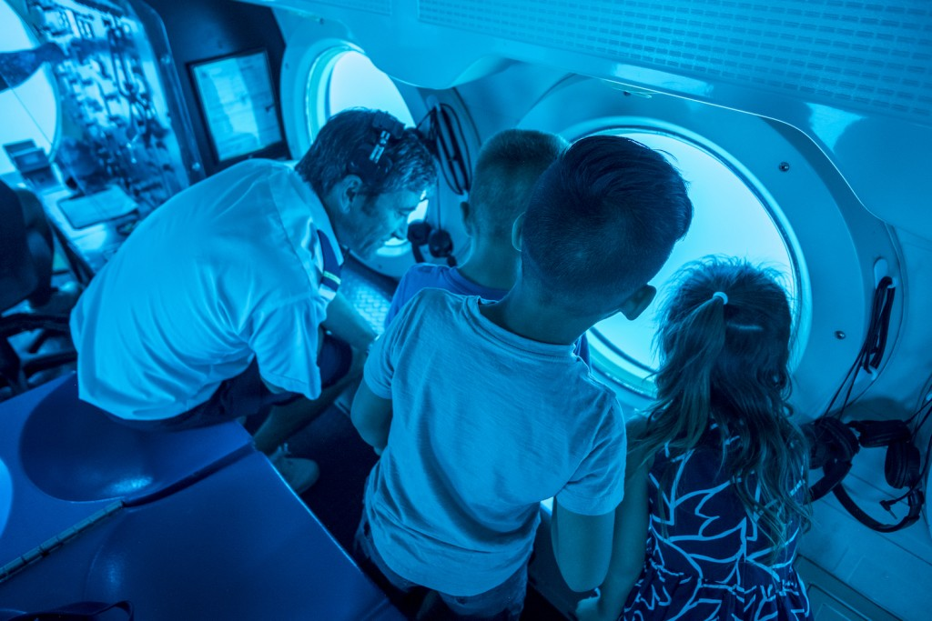 Atlantis Submarines Web