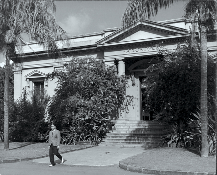 The Public Archives of Hawai'i