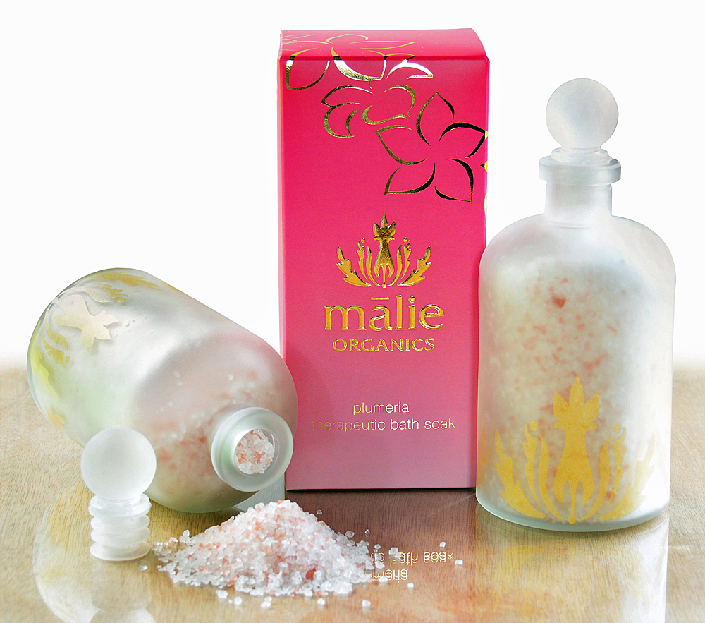 Malie Plumeria Bath Soakheader