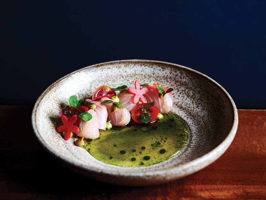Senia Kampachi And Tomatillo Best Restaurants In Hawaii