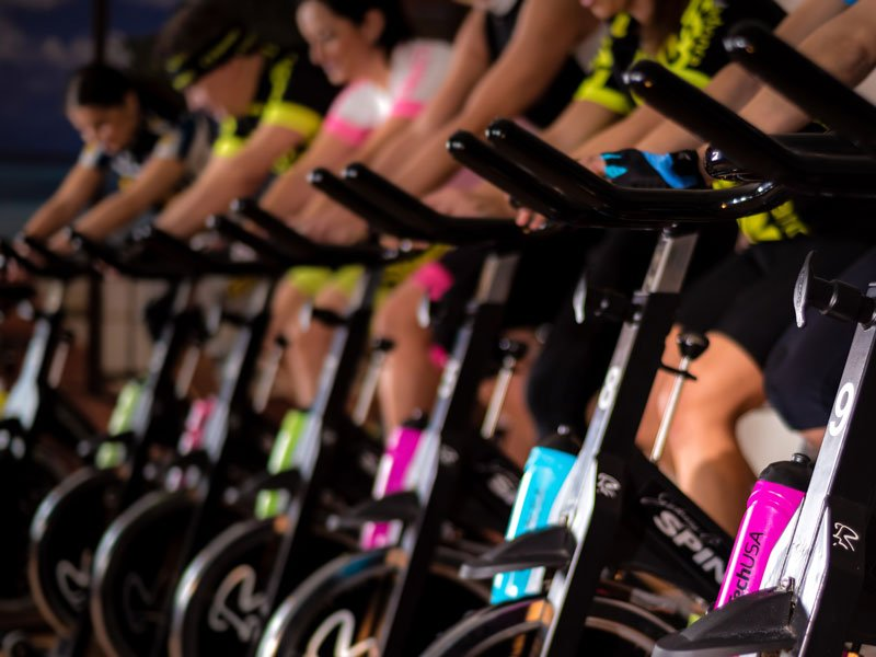 New Year Fitness Deals Hawaii Spinning