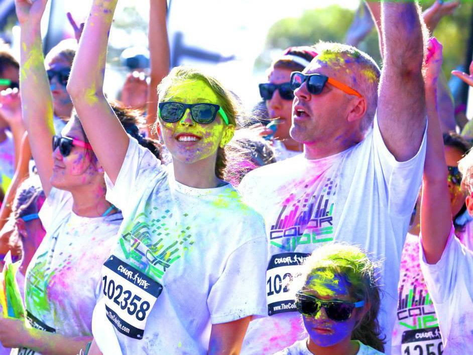 Color Run Cover