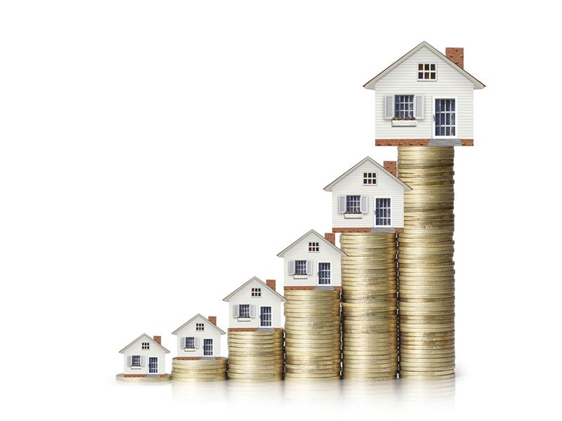 Splash Home Prices Rising
