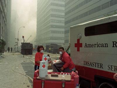 Splash Red Cross