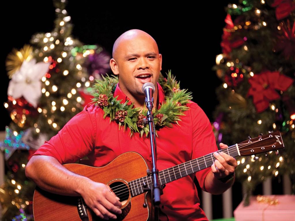 Kuana Torres Kahele December Events