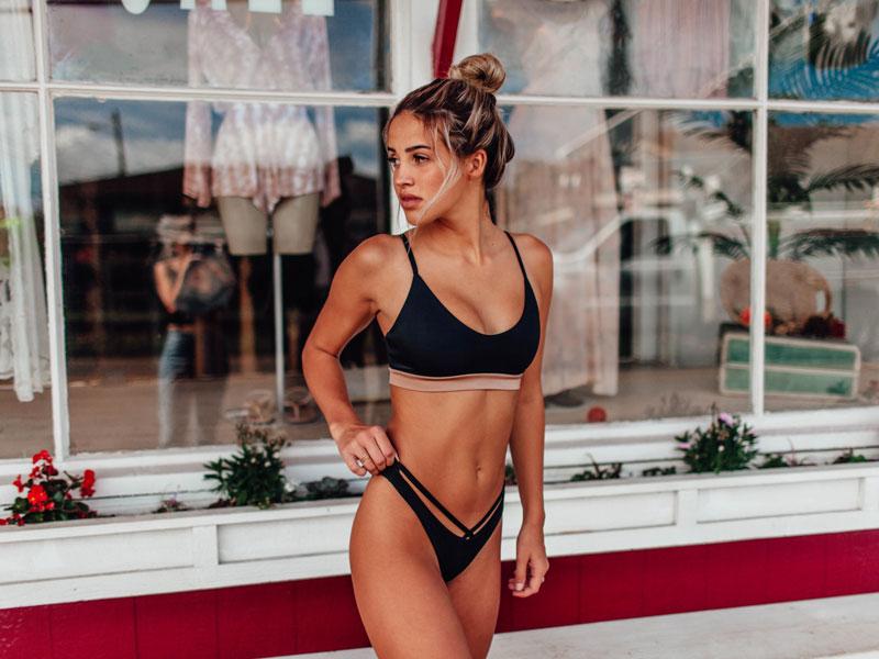 Stylelist Swimsuits Vermilli Bikini