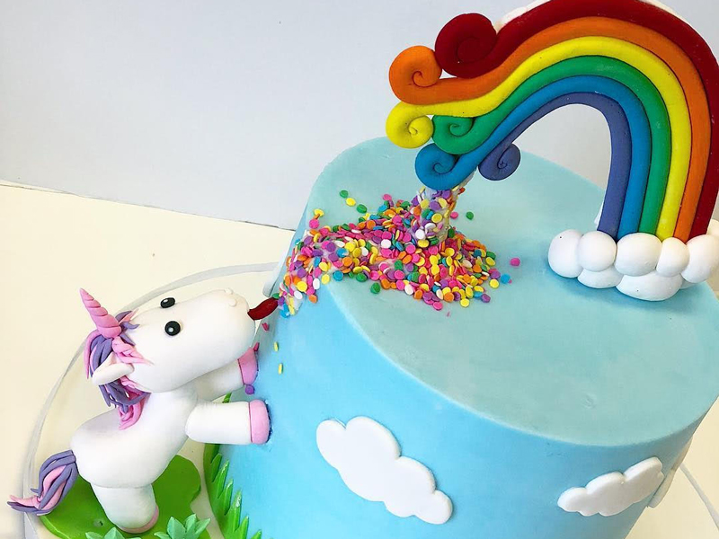 Unicorn Foods A Cake Life