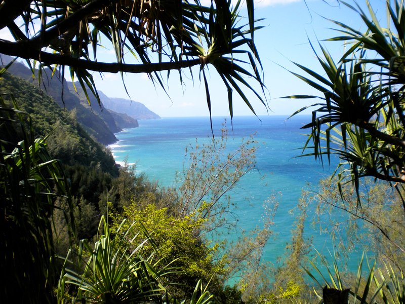 Hike Of The Month Kalalau View