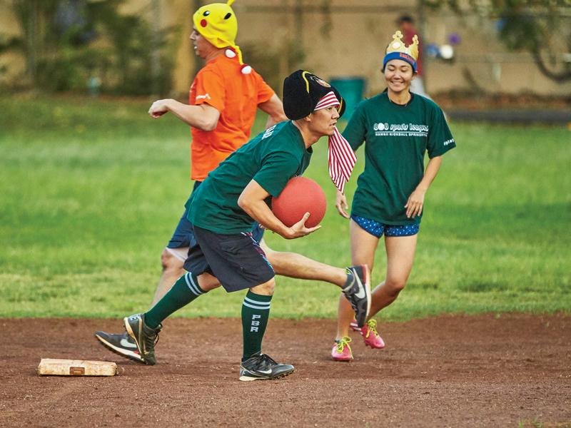 Field Notes Kickball