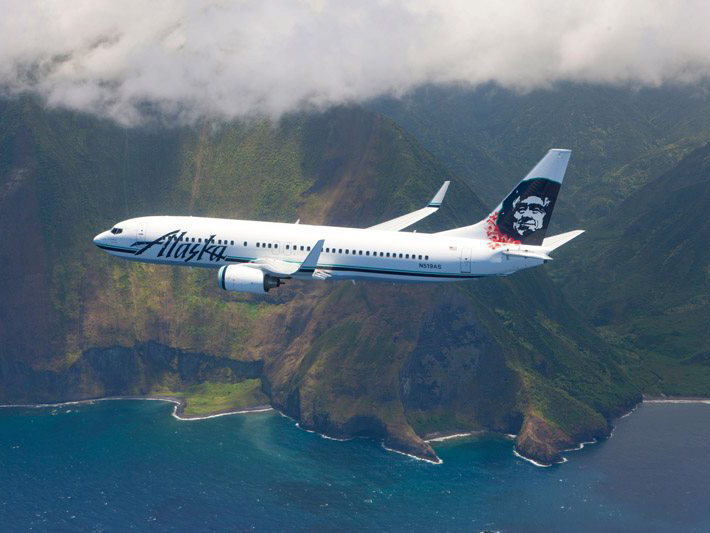 Surfing Flights In Hawaii Alaska Airlines Courtesy Of Airline Cover