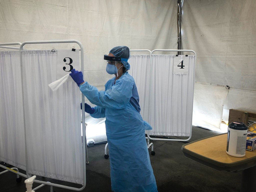 How Hospitals In Hawaii Prep For A Pandemic Queens Wipe