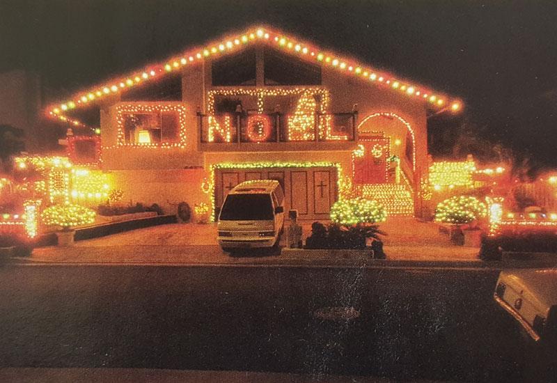 Christmas Past Hawaii 1989 2