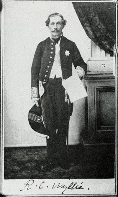 r.c. wyllie hawaii history