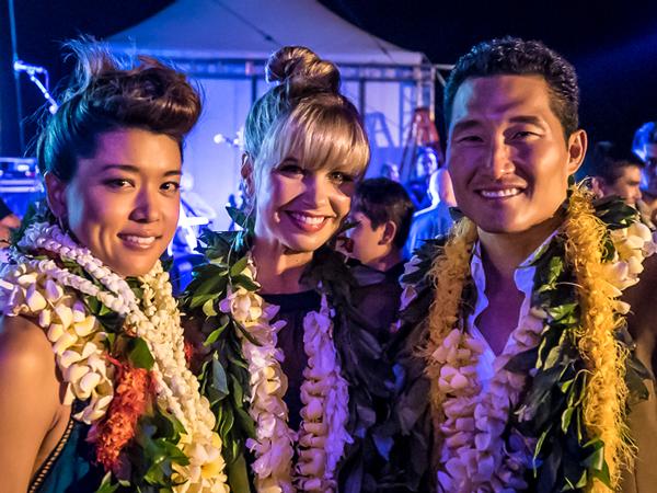 Splash Hawaii Five 0