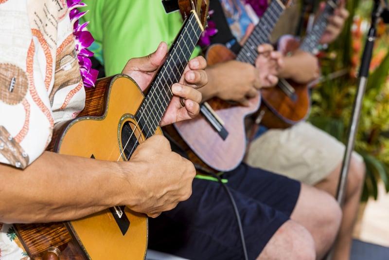 Ukulele Festival Players