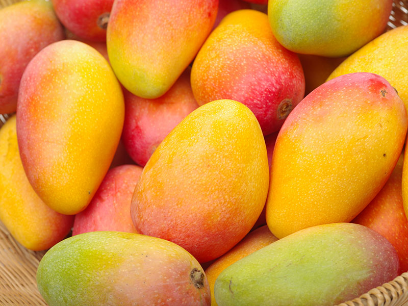 Mangoes Thinkstock