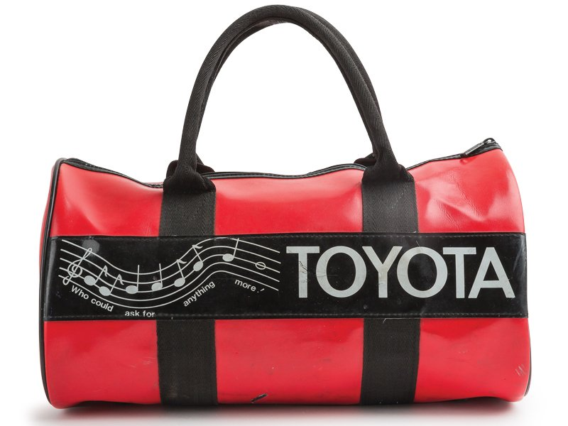 Afterthoughts Mikes Toyota Bag