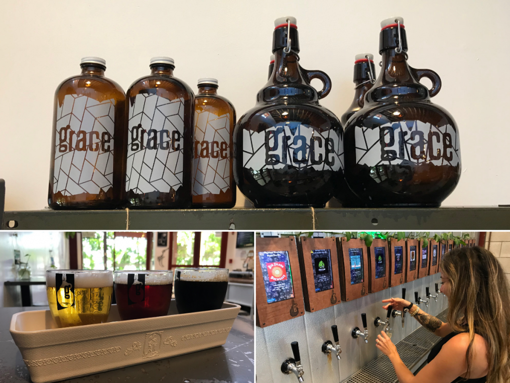 Grace In Growlers New Cover Image Beers