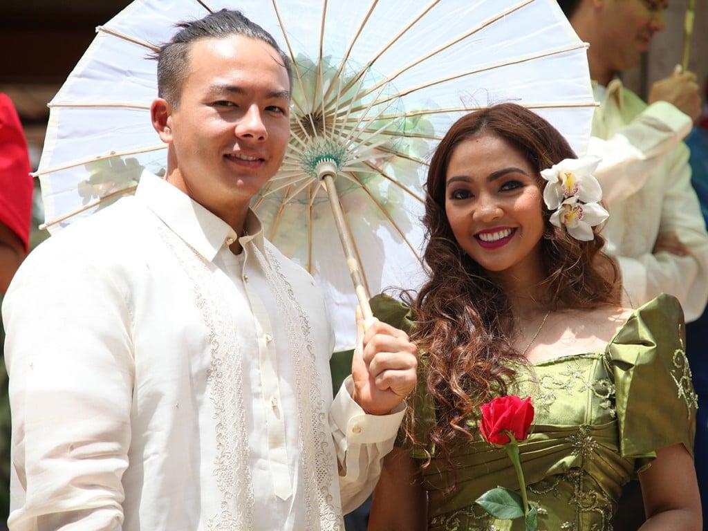 Ultimate Guide To Hawaii Filipino Festival Honolulu Traditional Tagalog Dress And Mens Shirt
