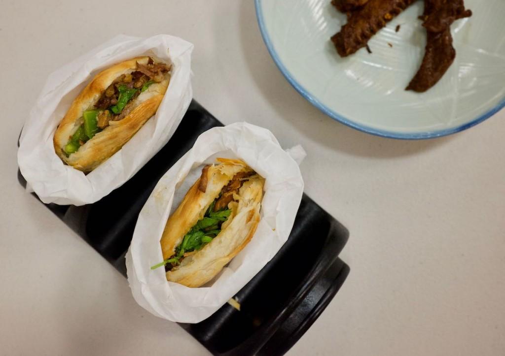 Xian Hamburgers