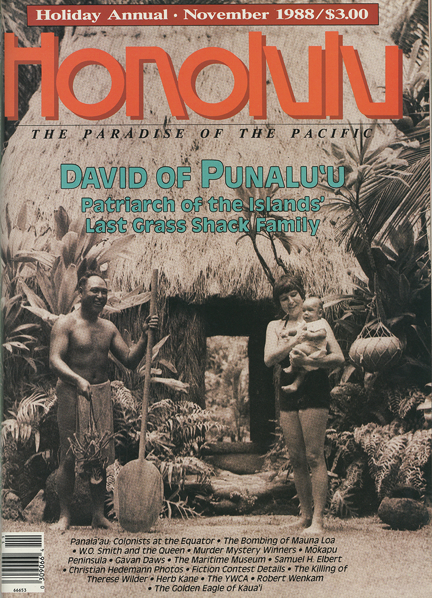 Paradise of the Pacific 1988 Cover