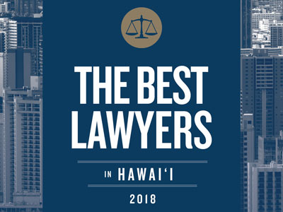Best Lawyers 2018